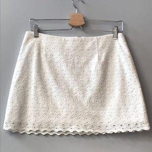 Lilly Pulitzer | Tate Eyelet Skirt